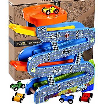 HanFei | Holzspielzeug ab 2 3 4 5 6 Jahre | Holzauto | Perfekt Spielzeug ab 3 4 5 6 7 Jahre | Das