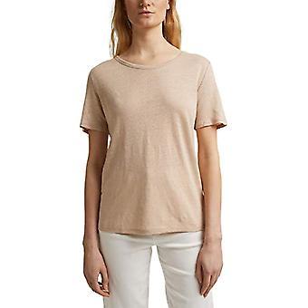 ESPRIT Collection 031EO1K305 T-Shirt, 275/Dusty Nude, XL Women
