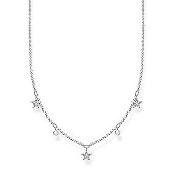 Thomas Sabo, sterling silver women's necklace 925, 40-45 cm long