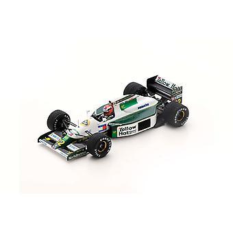 Lotus 102B (GP de Australia 1991) Modelo Diecast