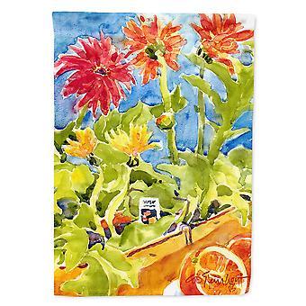 Caroline's Treasures 6038Gf Gerber Daisies Flag, Pequeño, Multicolor