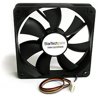 StarTech 120x25mm datorväska fläkt med PWM-kontakt