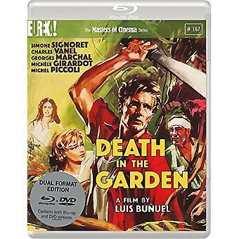 La mort dans le jardin Maîtres du cinéma Blu-ray &DVD