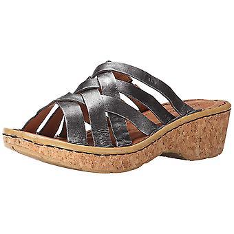 Josef Seibel Womens Kira 11 Leather Open Toe Casual Platform Sandals