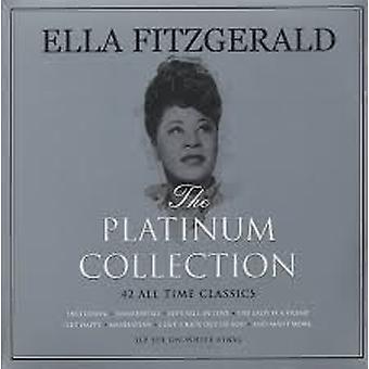Ella Fitzgerald – The Platinum Collection White Vinyl
