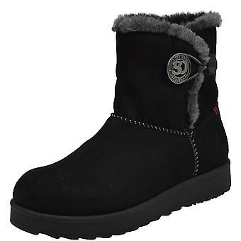 S.オリバー52640225ユニバーサル冬の女性の靴