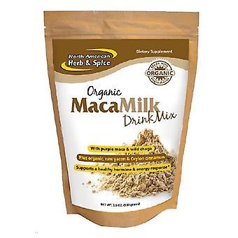 North American Herb & Spice Maca Milk, 3.5 Oz