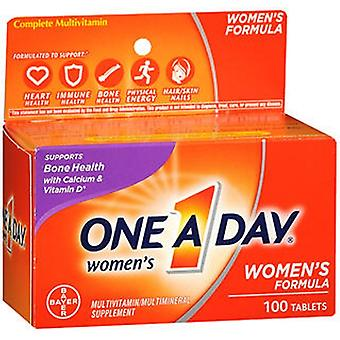One-A-Day One A Day Women's Formula Multivitamin - Multimineral Tablets, 100 Tabs