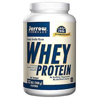 Jarrow Formulas Whey Protein Vanilla, 32 oz, 908 mg, (2 lbs)