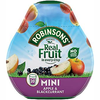 Robinsons No Added Sugar Mini Apple & Blackcurrant