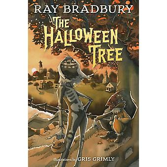 The Halloween Tree by Ray Bradbury & Illustrated by Gris Grimly