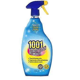 1001 Détachant pour tapis 500ml