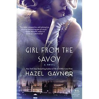 Jenta fra Savoy av Hazel Gaynor