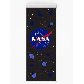 Nasa Emblem In Space - NASA Designs