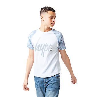 Hype Drenge Camo Raglan T-shirt