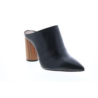 BCBG Max Azria Adult Womens Antonia Soft Dress Calf Mules Heels