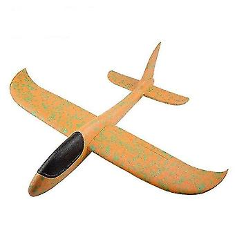 Led Hand Launch Throwing Airplane Glider