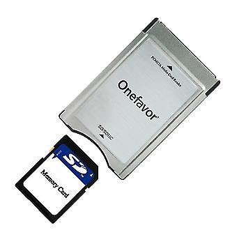 SD kártya adapter Mercedes Benz Mp3 lejátszóhoz