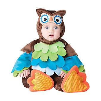 What A Hoot Owl Bird Animal Deluxe Toddler Boys Costume