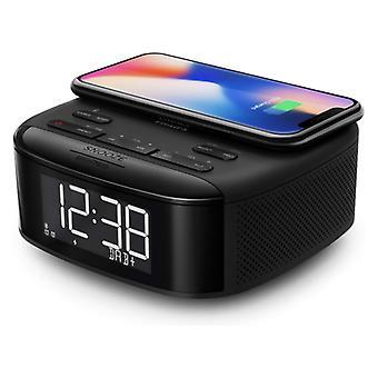 Radio-réveil avec chargeur sans fil Philips TAR7705/10