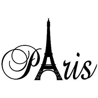 Naklejki ścienne Naklejka Zdejmowane naklejki ścienne Paris Tower Art Decor Naklejki ścienne