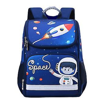 Astronaut Print School Bag