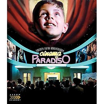 映画館 Paradiso [ブルーレイ] 米国のインポートします。