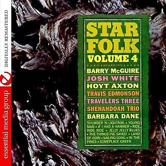 Sterne Folk - Band 4-Sterne Folk [CD] USA importieren