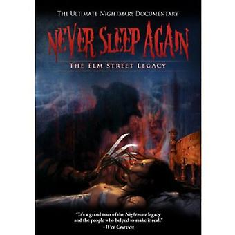 Nooit weer slapen: Elm Street Legacy [DVD] USA importeren