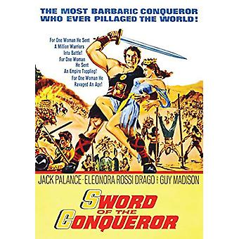 Sword of the Conqueror [DVD] USA import