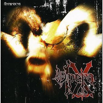 Opera 9 - Anphisbena [CD] USA importerer