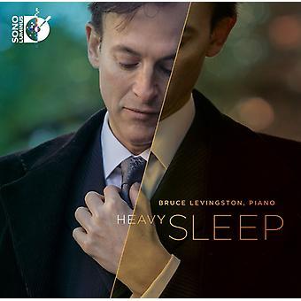 Andres / Bach / Fairouz - Heavy Sleep [CD] USA import