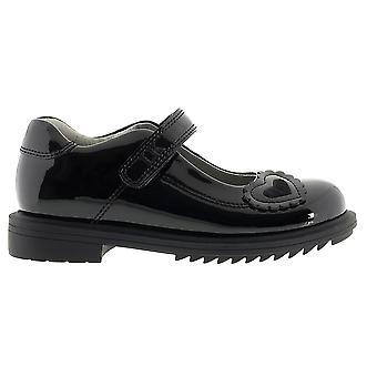 Lelli Kelly Dara LK8274 Girls Black Patent School Shoes
