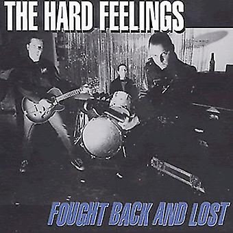 Hard Feelings - Fought Back & Lost [CD] USA import