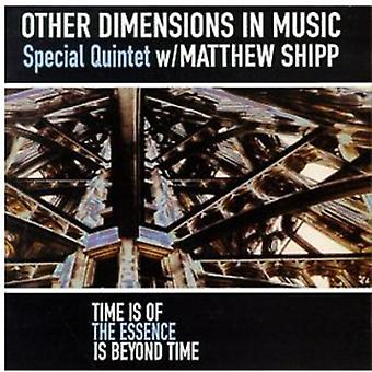 Other Dimensions in Music - Time Is of the Essence-Essence [CD] USA import