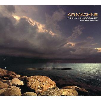 Frank Van Bogaert - Air Machine [CD] USA import