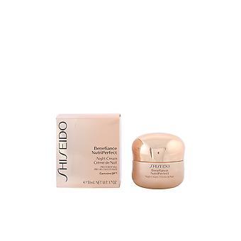 Shiseido Benefiance Nutriperfect noc krem 50 Ml, damskie