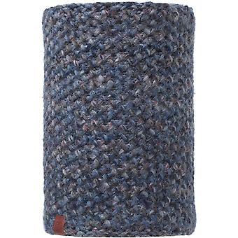 Buff Margo Neck Warmer in Blue/Navy
