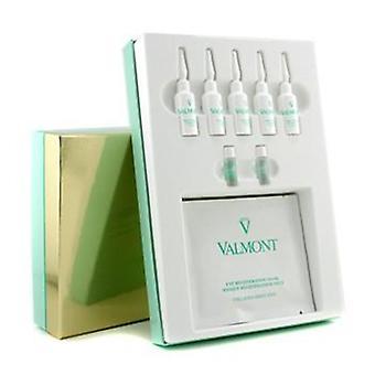 Tratamiento de máscara regeneradora de ojos valmont (mascarilla de colágeno regeneradora para ojos) - 5Aplicaciones