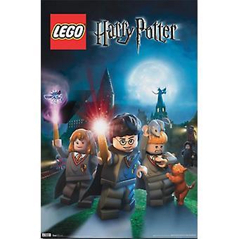 LEGO - Harry Potter Poster drucken