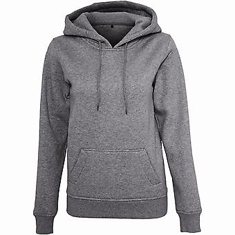 Build Your Brand Womens/Ladies Heavy Pullover Hoodie