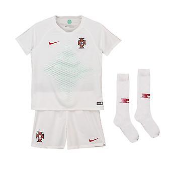2018-2019 Portugal Away Nike Mini Kit