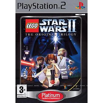 LEGO Star Wars II The Original Trilogy (PS2) - New Factory Sealed