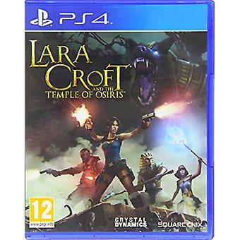 Lara Croft Temple of Osiris (PS4) - New