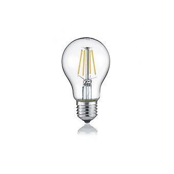 Трио, освещение источника света лампы Винтаж прозрачный прозрачного стекла