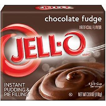 Jell-O Chocolate Fudge Instant Pudding Dessert Mix