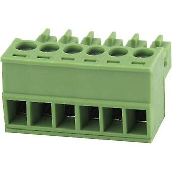 Degson Pin behuizing - kabel totaal aantal pinnen 3 Contact afstand: 3,5 mm 15EDGK-3.5-03P-14-00AH 1 PC('s)