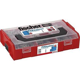 Fischer 532892 El fiXtainer-SX-Dubel-Box Contenido 210 Piezas