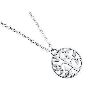 Drzewo życia - srebro - Naszyjnik - Naszyjniki - drzewo życia - naszyjnik 925 Silver