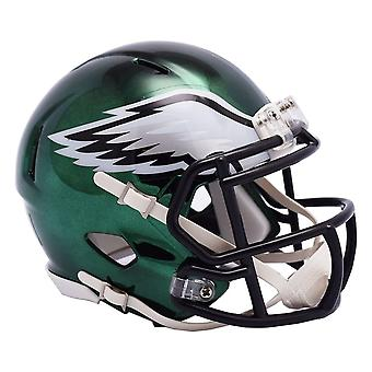 Riddell Jalkapallokypärä - NFL CHROME Philadelphia Eagles